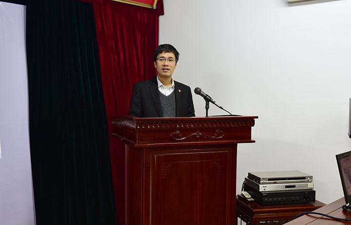 PTGĐ Lê Thanh Minh chủ trì hội nghị