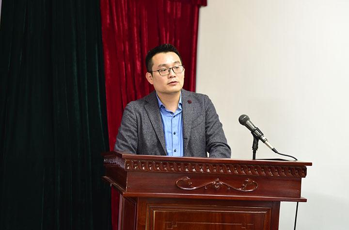 PTGĐ Nguyễn Đăng Quang chủ trì hội nghị
