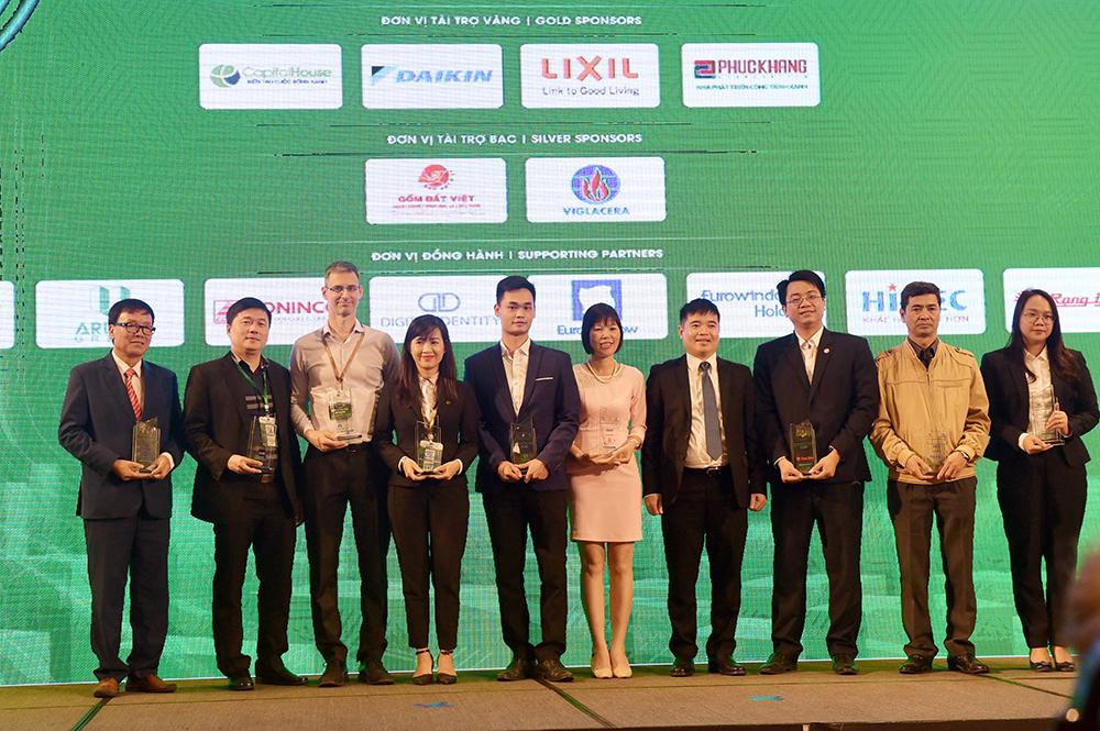 CONINCO vinh dự đồng hành cùng BTC trong Tuần lễ công trình xanh Việt Nam 2020