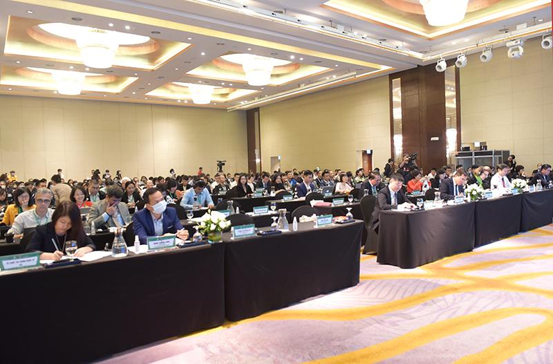 Toàn cảnh Lễ bế mạc Tuần lễ Công trình xanh Việt Nam 2020
