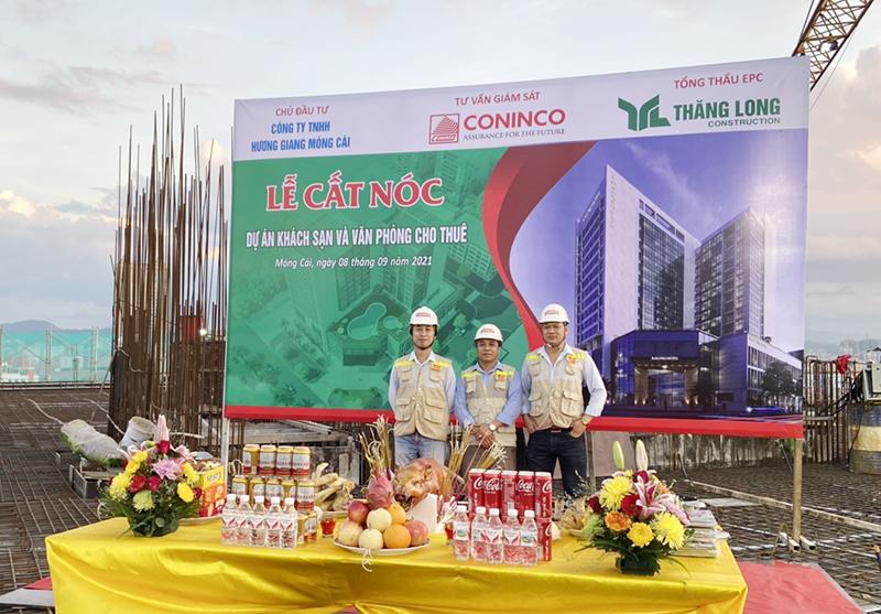 TVGS CONINCO tại dự án