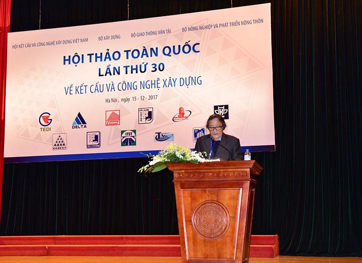 GS.TSKH Nguyễn Văn Liên khai mạc Hội thảo