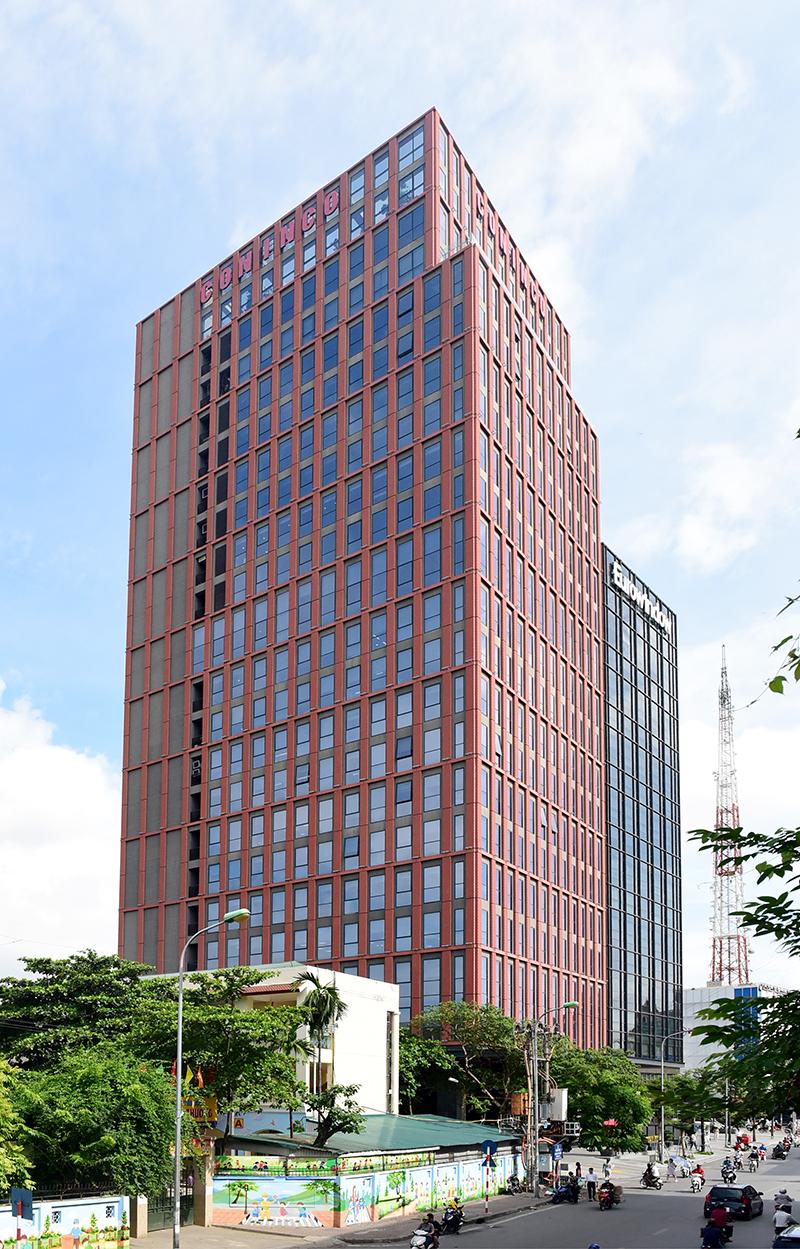 Tòa nhà Trụ sở CONINCO TOWER được chứng nhận là công trình hiệu quả năng lượng