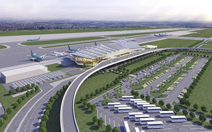 Nhà ga hành khách T2, Cảng hàng không quốc tế Phú Bài