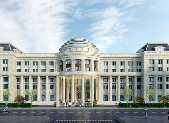 Trụ sở Tòa án Nhân dân tối cao